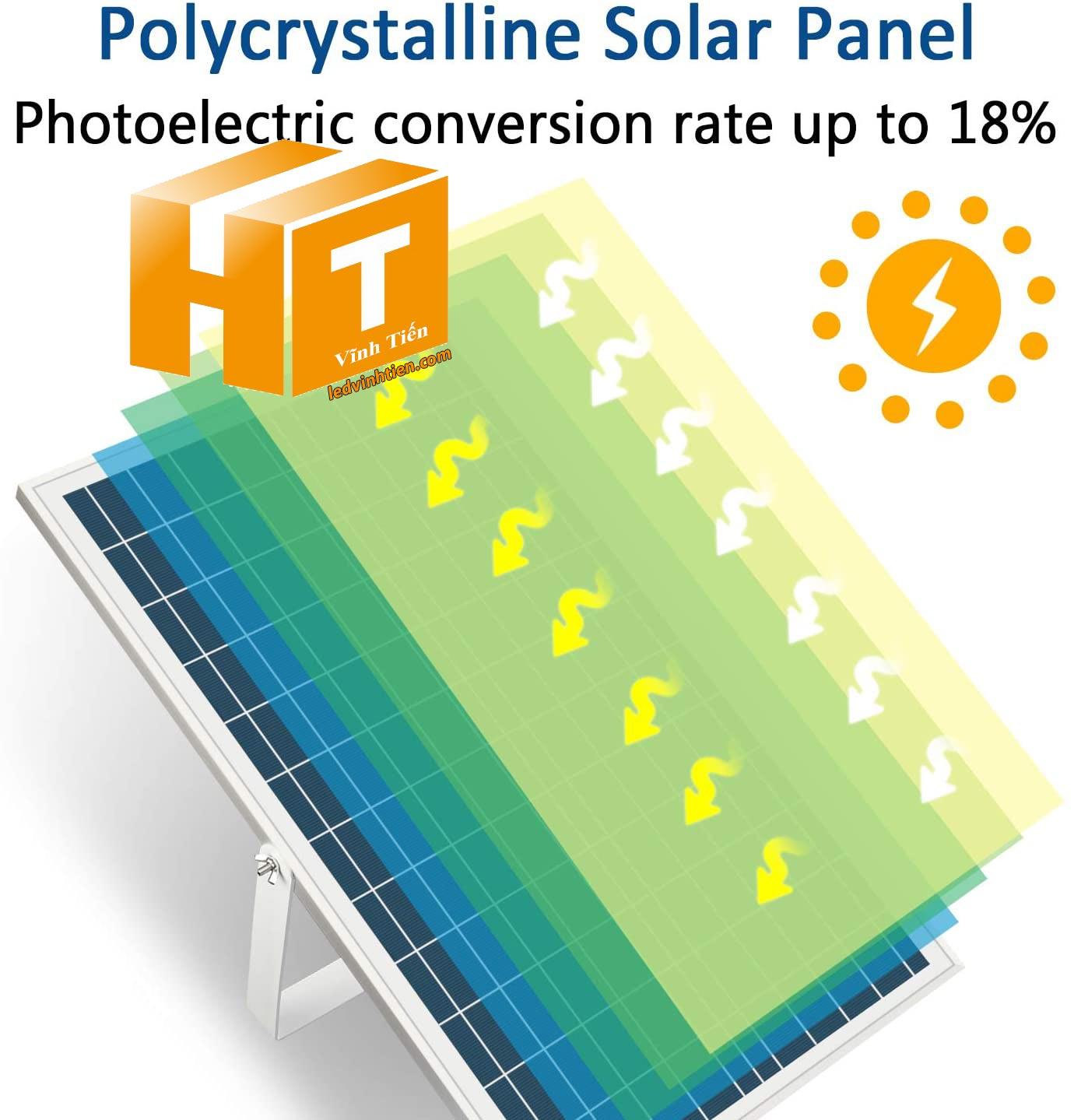Đèn pha led năng lượng mặt trời thấu kính 60W. sử dụng năng lượng mặt trời chiếu sáng từ 3-5 năm không lo tốn tiền điện,  hiêu JINDIAN, Thời gian chiếu sáng đến 10-12 giờ liên tục, Đèn có tính năng tự động bật khi trời tối và tắt khi trời sáng.  Lắp đặt dễ dàng, phù hợp mọi địa hình,  Thắp sáng suốt đêm, tránh xa sự dòm ngó của trộm cắp  Kèm theo điều khiển bật/tắt từ xa và chế độ hằng giờ hiện đại giúp cuộc sống của bạn dễ dàng và tiện lợi hơn bao giờ hết.  Tấm pin công nghệ Poly, tuổi thọ lên đến 10-12 năm. Thích hợp lắp đặt trong nhà, các ki ốt, nhà hàng, trên tàu thuyền. sản phẩm đèn năng lượng dùng ngoài trời, loại tốt, giá rẻ, chất lượng, siêu sáng, cảm úng chuyển động, chính hãng ledvinhtien.com