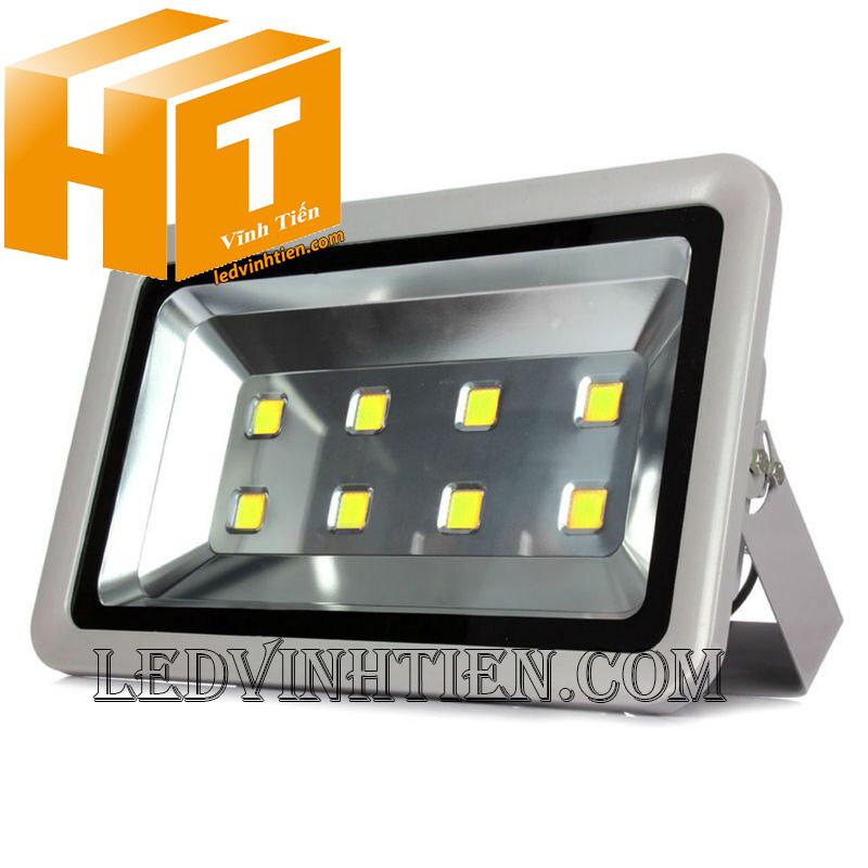 Đèn pha led 400W vỏ xám loại tốt, giá rẻ, ngoài trời   Ledvinhtien.com