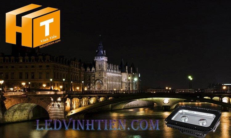 Đèn pha led thấu kính 150w loại tốt, giá rẻ, đủ watt, ledvinhtien.com