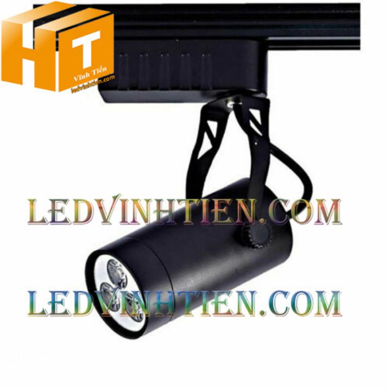 đèn led thanh ray 3w