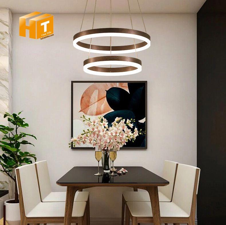 Đèn trang trí phòng khách VTPK0005,  ốp trên trần trí nhà, hay các phòng khách nhỏ, với nhiều phong cách cổ điển, hiện đại, đơn giản, ánh sáng êm dịu, không gây chóa mất, loại tốt, giá rẻ, chất lượng, chính hãng ledvinhtien.com