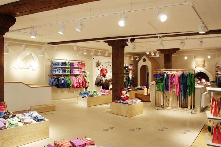 Đèn rọi Shop thời trang