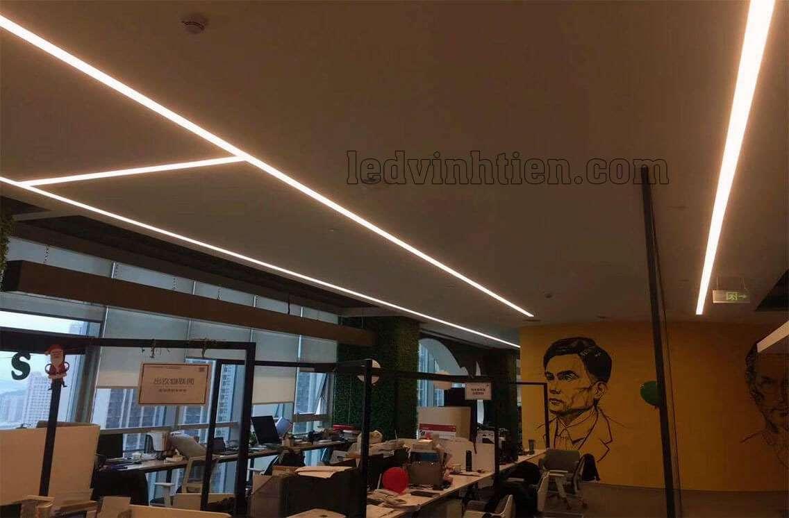 Đèn tuýp LED cho cửa hàng