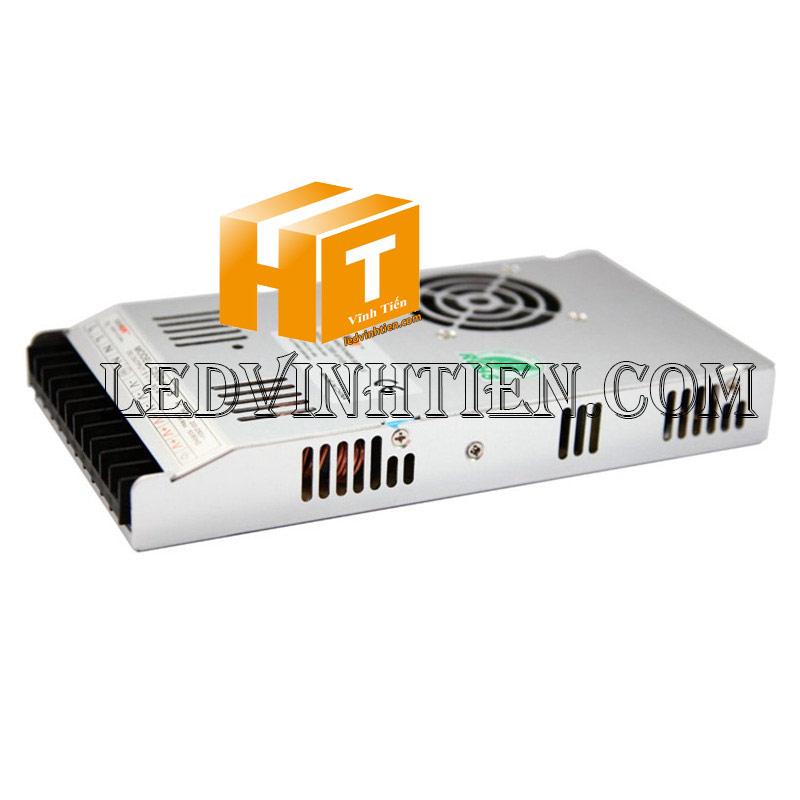 Bộ nguồn tổng, nguồn tổ ong, nguồn dc 5V 60A 300W Loại nhỏ, siêu mỏng, gọn nhẹ, không quạt, loại tốt, giá rẻ, chất lượng, đủ ampe, dùng cấp nguồn DC5V cho đèn led, camera, bơm mini, bóng led đúc f5, f8, module led ma trận, tự động hóa, ledvinhtien.com