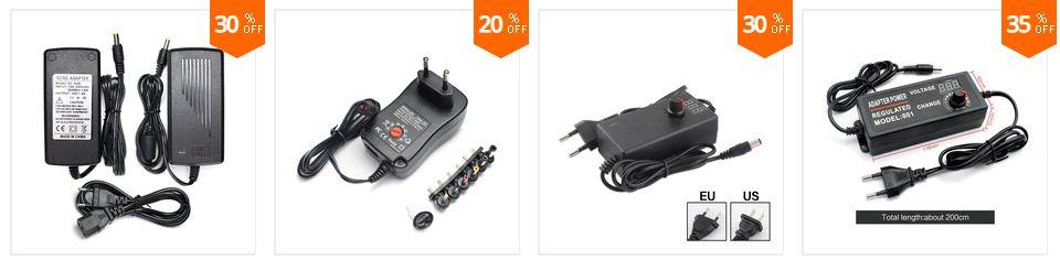 xem thêm các loại nguồn điện DC cấp nguồn đèn led  chiếu sáng của ledvinhtien.com