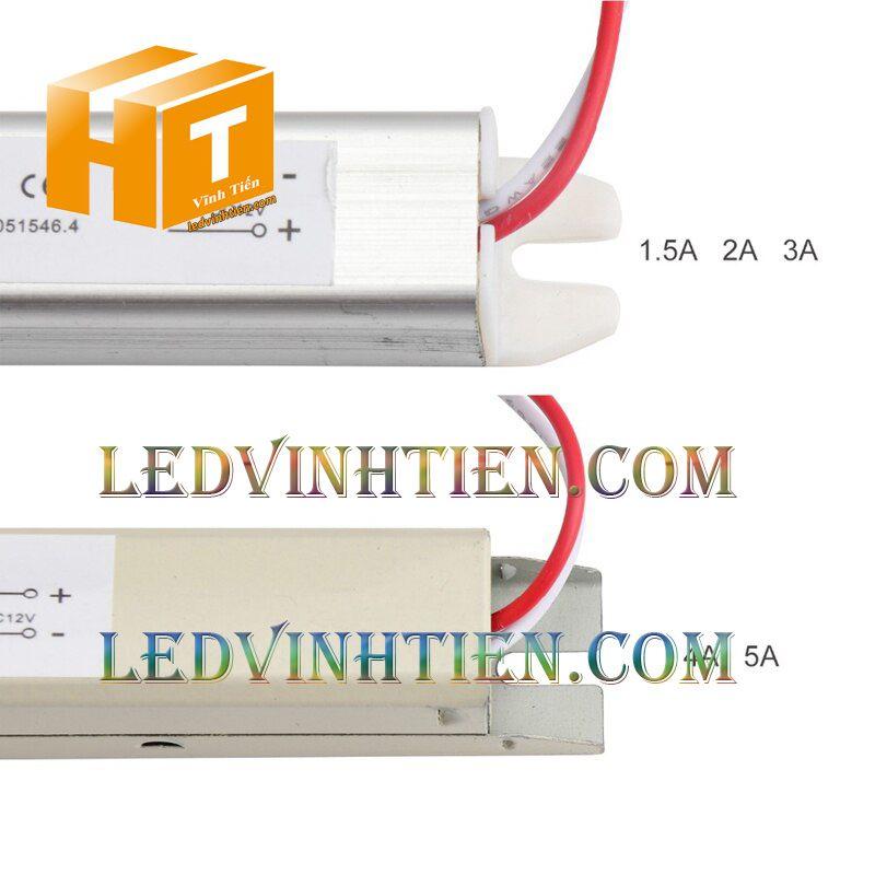 Hướng dẫn cách đấu nối nguồn đũa 12V đúng cách và an toàn cho sản phẩm và cho bạn,ledvinhtien.com