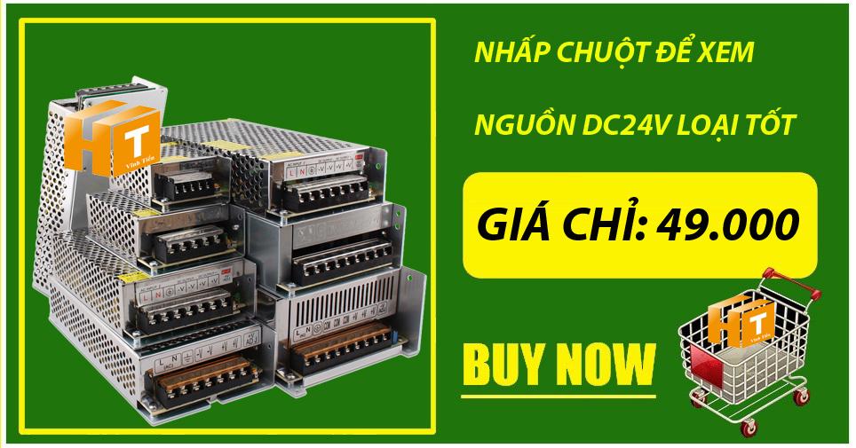 Mua nguồn DC24V loại tốt, giá rẻ, chất lượng giá chỉ 49.000 tại ledvinhtien.com