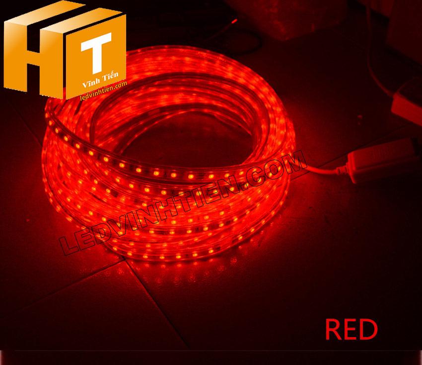 ledvinhtien.com hình ảnh chụp mọi góc cạnh của đèn led dây 220V chíp led 5050 ánh sáng màu trắng loại tốt, giá rẻ, chất lượng, siêu sáng, dùng chiếu sáng ngoài trời, hắt trần, quấn cây, trang trí nội thất, ngoại thất, chiếu sáng công viên, xem thêm led dây màu đỏ