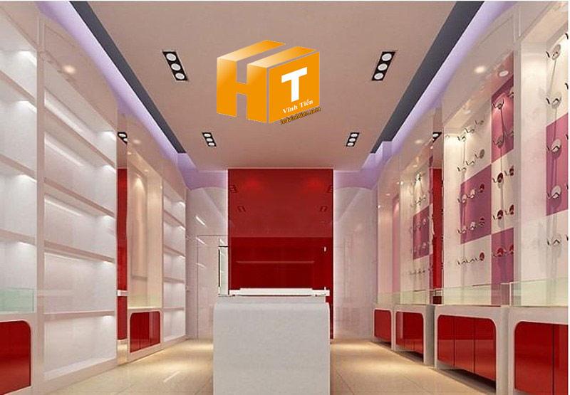 các ứng dụng tiêu biểu của đèn led thanh nhôm 12V 4014 hai hàng led samsung ánh sáng trắng, vàng, xanh lá, xanh dương, đỏ, loại tốt, giá rẻ, dùng chiếu sáng trần, tủ bếp, kệ trưng bày, phòng khách, quầy bar, viền, logo, sản phẩm của ledvinhtien.com, xem hình ảnh minh họa chi tiết