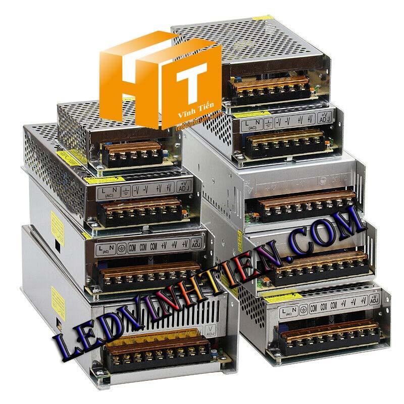 Nguồn tổ ong 12v 50a 600W loại tốt, giá rẻ, đủ ampe, chất lượng, có quạt, không nhiễu, dùng cấp nguồn 12v cho các thiết bị điện tử, đèn led, camera