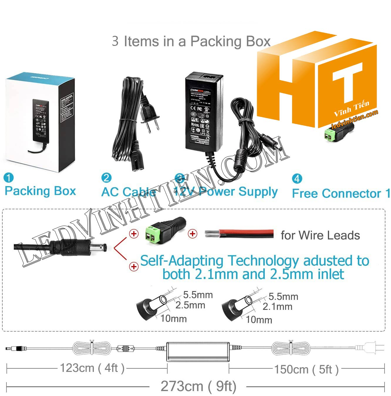 ứng dụng và cách cài đặt chi tiết Adapter 12v 5a hay còn gọi nguồn adapter, adaptor 12V 5A nhỏ được cấp nguồn DC12V camera, Led quảng cáo, led hắt, led module, các loại đèn led chiếu sáng, như led thanh, led module, led dây, bơm mước mini, tự động hóa, BOARD MẠCH ĐIỆN TỬ XEM hình ảnh chụp mọi góc cạnh của nguồn adapter 12v 8a 96W loại tốt, giá rẻ, chất lượng, đủ ampe, có quạt, nhôm tản nhiệt, sản phẩm chính hãng ledvinhtien.com Hình ảnh chụp mọi góc cạnh của adapter DC12V 5A chính hãng led vĩnh tiến