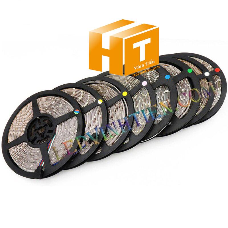 các led led dây 12v dùng nguồn 12v  ngoài trời