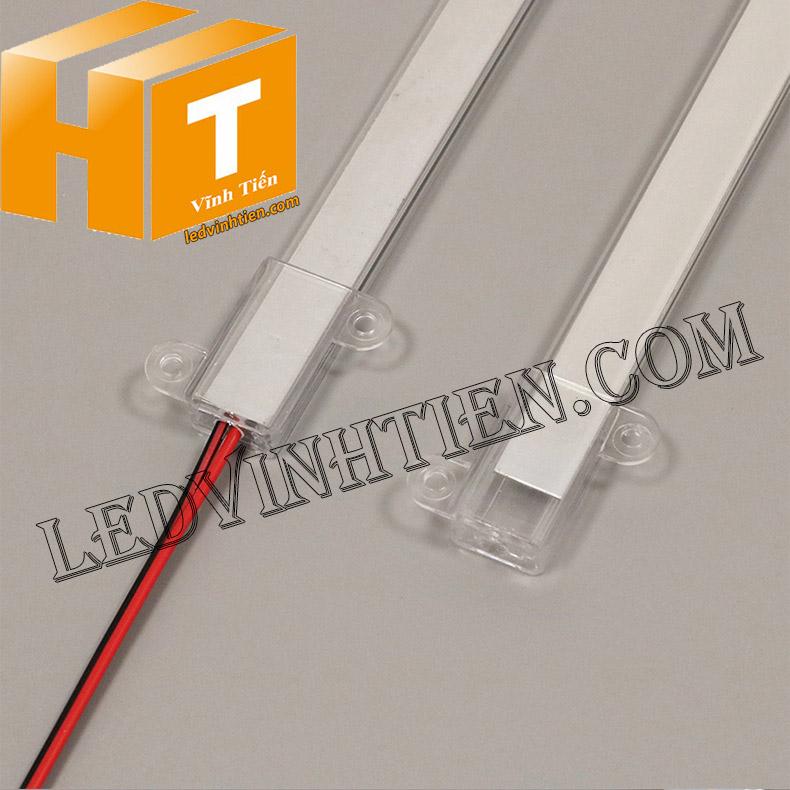Led thanh nhôm 220V chip 2835 loại tốt, giá rẻ, siêu sáng, samsung, ánh sáng trắng, vàng