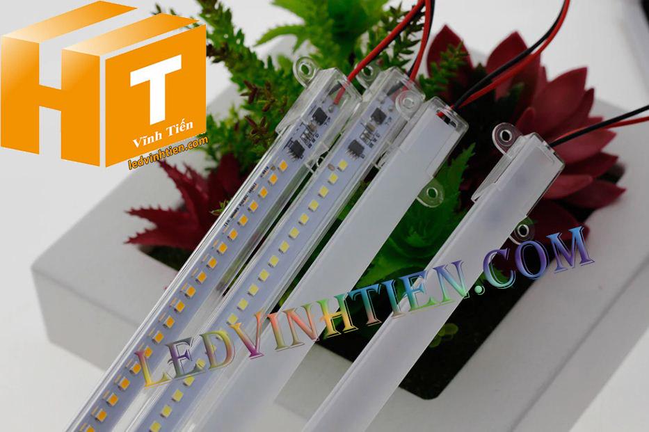 Led thanh nhôm 220V chip 2835 loại tốt, giá rẻ, Ledvinhtien.com